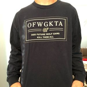 ODD FUTURE LONG SLEEVE